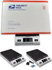 Digital Postal Scale Self Calibration Technology Envelope Mailer Shipping Supply