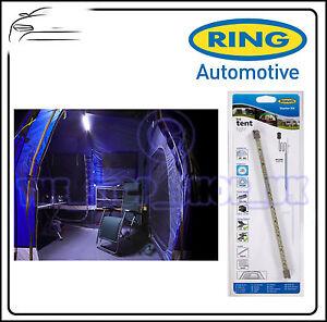 Image is loading Ring-27-LED-230v-12v-155-Lumens-Starter-  sc 1 st  eBay & Ring 27 LED 230v/12v 155 Lumens Starter Kit Camping Tent Light ...