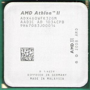 AMD Athlon II X3 460 (ADX460WFK32GM) CPU 667/3.4 GHz Socket AM3 1.5 MB 100% Work