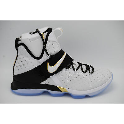 Nike LeBron XIV BHM Men's basketball shoes Black History Month 860634 100