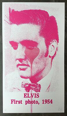 ELVIS PRESLEY POP ART GIANT WALL ART PRINT POSTER H85