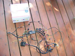 image is loading 1969-dodge-dart-under-dash-wiring-harness-oem-