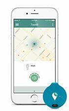 TrackR Bravo Key Tracker Phone Finder Wallet Locator Generation 2 Silver