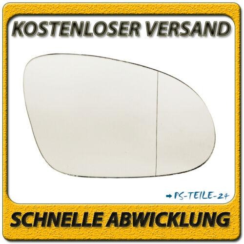 Vidrio pulido para VW Passat b6 2005-2010 derecha lado del copiloto asphärisch