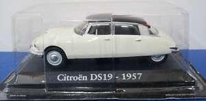DIE CAST CITROEN DS19 1957 SCALA 1\43