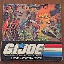 GI Joe 1986 Product Guide - Great Shape - ARAH!