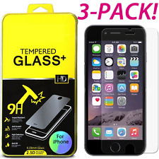 """3x Accdealz 9h Premium Real Tempered Glass Protector for 4.7"""" iPhone 7"""