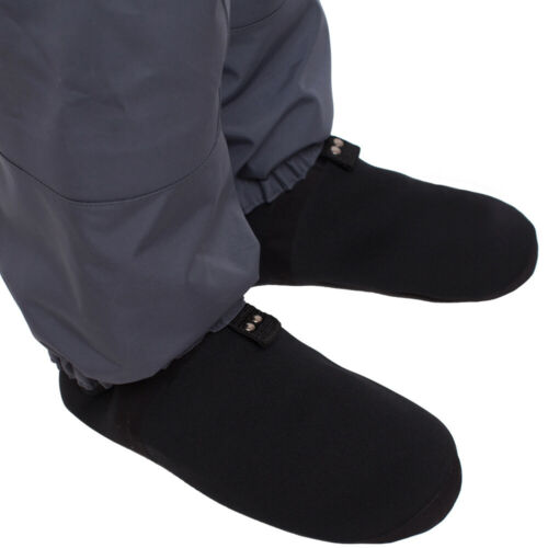 Fly Fishing Chest Waders 5-Layer Breathable Durable Wading Stocking Foot Wader
