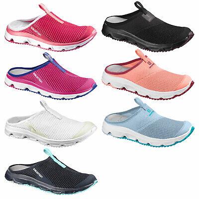 Salomon RX slide señora zapatillas sandalias zapatos casual zapatillas Clogs nuevo | eBay