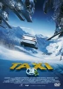 Taxi-3-DVD-Samy-Naceri-Action-commedia-NUOVO