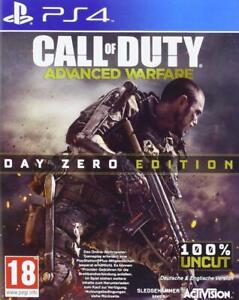 Call-of-Duty-Advanced-Warfare-PS4-Day-Zero-Ed-MINT-Super-FAST-DELIVERY-FREE