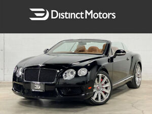 2013 Bentley Continental GT GTC,MULLINER,ACC,NAIM SOUND,21'' ALLOYS,LOADED