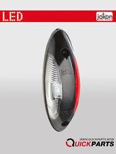 LED END-OUTLINE MARKER LIGHT - 9/32V - IP67 - JOKON E2-0678 12.0016.000