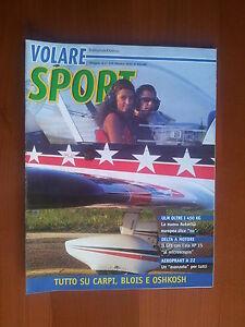 Rivista-di-Aviazione-Mensile-Volare-Sport-Allegato-N-226-Ottobre-2002-Anno-XX