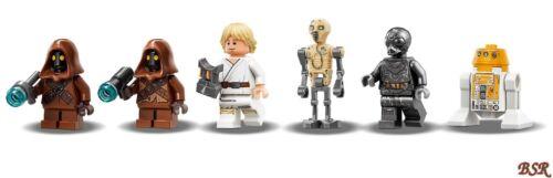 75220  Sandcrawler™ /& 0.-€ Versand /& NEU /& OVP ! LEGO® Star Wars™