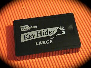 Lucky Line Magnetic Key Hider-Large-FR<wbr/>EE POSTAGE! Magnet-LUL9100<wbr/>1