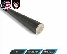 1 Round Metal Bar Metal Stock Mild Steel 24 Length 2 Ft