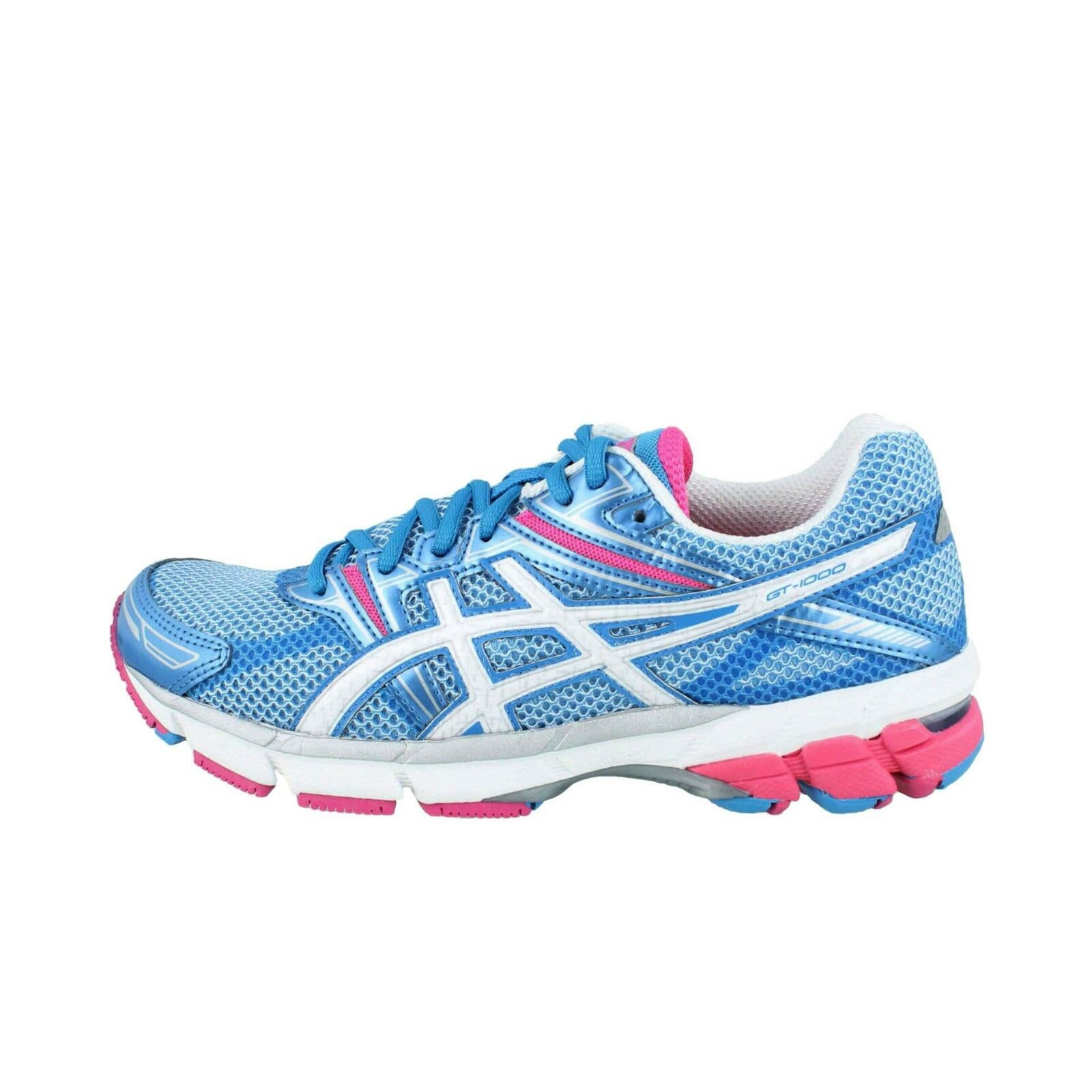 a94052031313 ... Asics Women s GT-1000 Shoes NEW AUTHENTIC Island Blue White T2L6N-6101   ...
