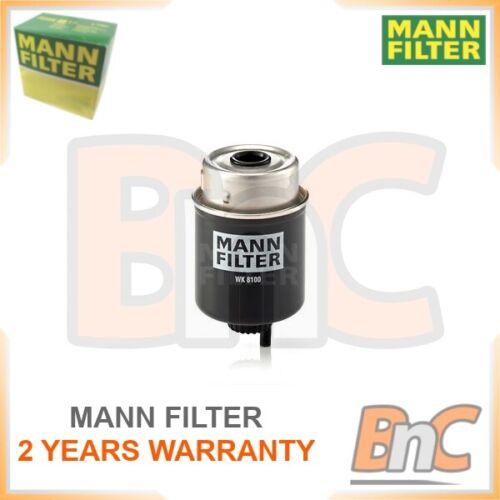 MANN FILTER FUEL FILTER MANN-FILTER OEM 6005023306 WK8100