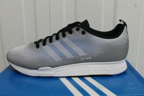 Peculiar apetito papel  Men's Trainers MEN'S ADIDAS ZX 900 WEAVE GREY WHITE BLACK TRAINERS B26526  Clothes, Shoes & Accessories evedding.it