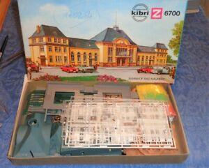 "Kibri 6700 Kit stazione ferroviaria ""Bad Nauheim"" ungeb ..."