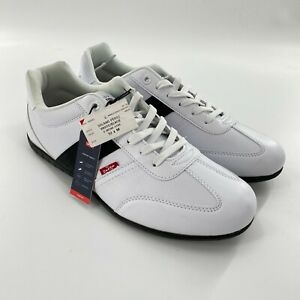 Levis White Casual Shoes Mens Size 12