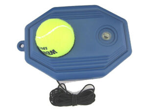 Portable Fill & Drill Base Tennis Trainer Practice Training Aid Set