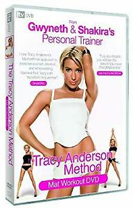 Tracy-Anderson-Method-DVD-Used-Very-Good-DVD