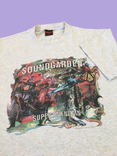 Vintage Soundgarden Superunknown Shirt XL Brockum