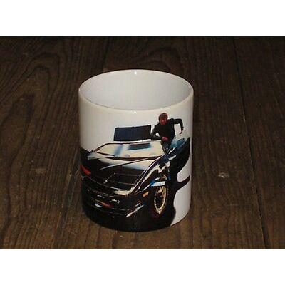 Knight Rider David Hasselhoff Wht MUG