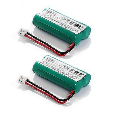 2x 800mAh 2.4V Battery for Vtech CS6209 CS6219 CS6229 DS6121 6322 DS3101 DS6111