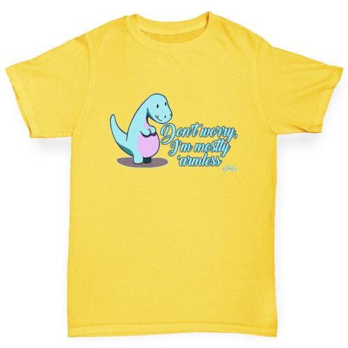 Twisted Envy principalement Manchots Dinosaure Garçon Drôle T-Shirt