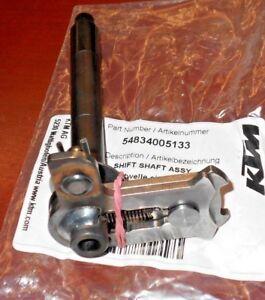 KTM ENGINE SHIFT SHAFT 54834005133,250 EXC,SXS,SX,XC-W,XC,300 EXC,350 EXC-F,125