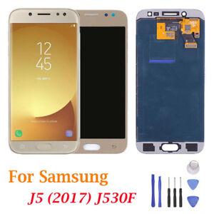 Fuer-Samsung-Galaxy-J5-SM-J530F-2017-LCD-Display-Touch-Screen-Bildschirm-Gold
