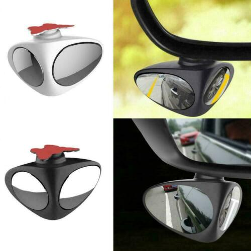 Auto View Parkspiegel 360 ° drehbarer Konvexspiegel für toten Winkel K8X6