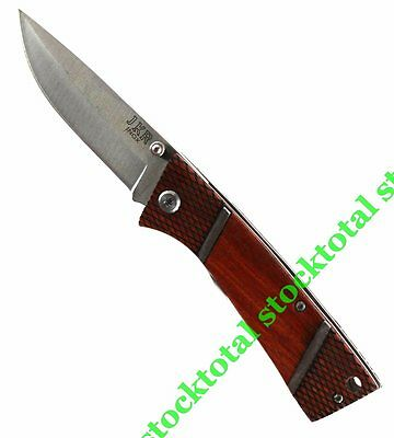 Collectibles Outdoor Sports Navaja Jkr-332 Hoja Acero 8,5 Cms Punctual Timing