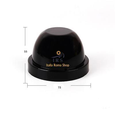 TAPPO IN GOMMA PARAPOLVERE PER FARI AUTO CONVERSIONE A LED XL D 75 X H 55