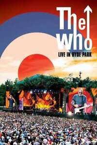 The Who - Live IN Hyde Park Neuf DVD