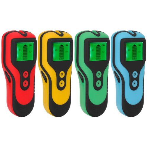 3 In 1 Wall Scanner Finder Portable LCD Digital Wall Metal Wood Stud Detector