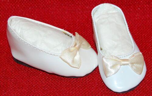 "Rosalina DOLL Shoes 73mm White Bow Dress 18/"" SD* BJDs Magic Attic"