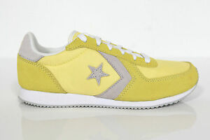 NUOVO Converse Chucks All Star Arizona RACER Retr Sneaker Jogging Scarpe Giallo