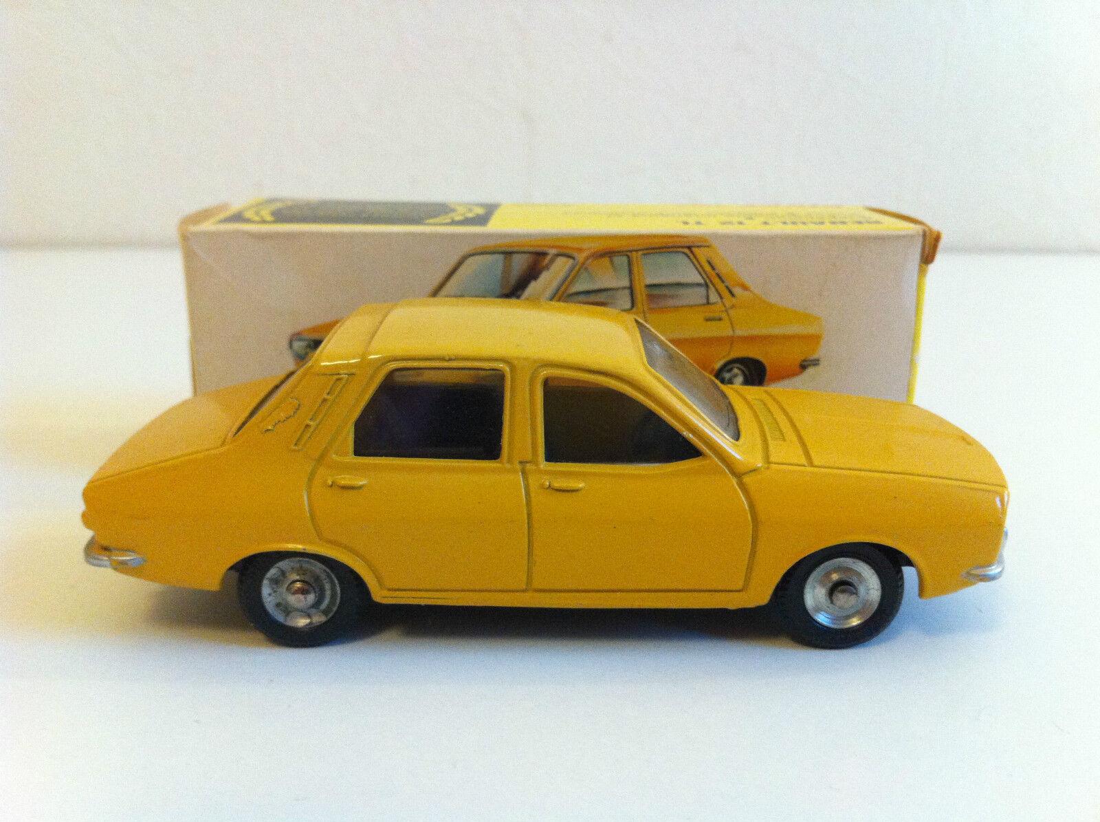 Dinky Toys - 1424 -  Renault 12 TL en boîte d'origine (Spain) MIB