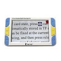 Eyoyo 5.0-inch Handheld Portable Video Digital Magnifier Electronic Reading A...