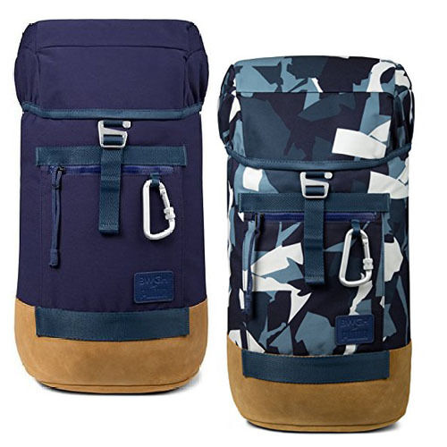 578f8d2889 Details about Puma BWGH Brooklyn We Go Hard Back Pack Mens Bags Blue 072843  01 02
