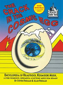 The Crack In The Cosmic Egg (multimedia html DVD-rom) Krautrock encyclopedia