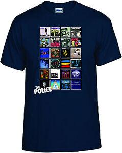 Police singles
