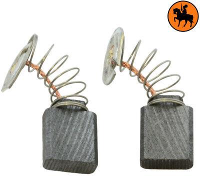0.24x0.35x0.47/'/' Balais de charbon pour Makita Sander 9527NB