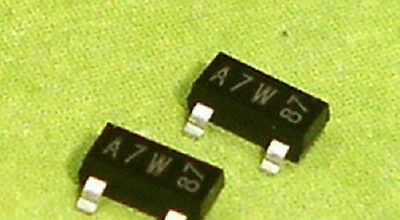 100 PCS BAV99 SOT-23 Mark A7 Dual Surface Mount Switching Diode