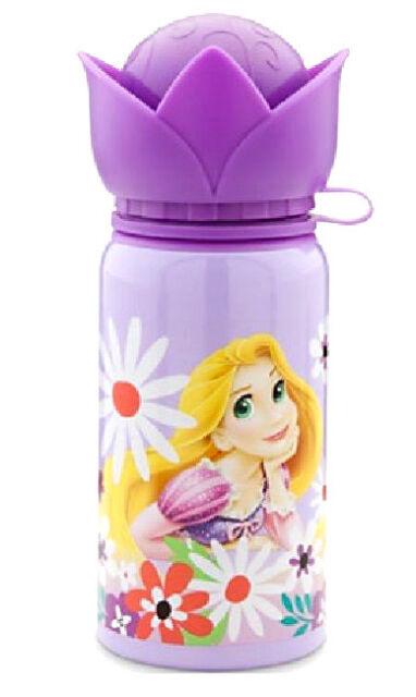 DISNEY Tangled Princess RAPUNZEL Jumping Beans Water Bottle NEW