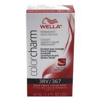Wella Color Charm Liquid Haircolor 367/3rv Black Cherry, 1.4 Oz (pack Of 6) on sale
